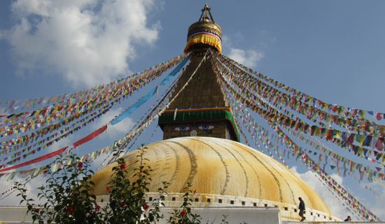 Overland Tour from Beijing via Xian, Lhasa and Everest to Kathmandu